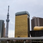 Photo of the Week: Asahi Breweries Headquarters in Tokyo