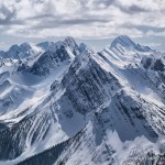Canmore Helicopter Tour- Sightseeing in Alberta's Rocky Mountains
