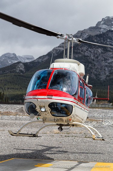 travelyesplease.com | Alpine Helicopters Tour- Sightseeing in Alberta's Rocky Mountains