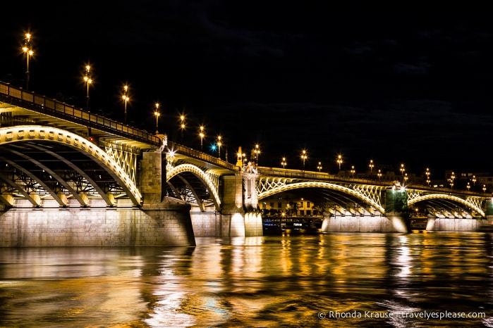 Margaret Bridge Budapest Photo Of The Week
