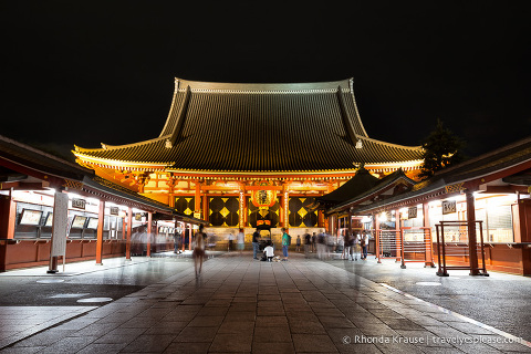 travelyesplease.com | Photos of Tokyo at Night