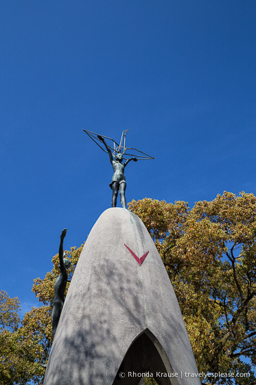 travelyesplease.com | Visiting the Peace Park in Hiroshima, Japan