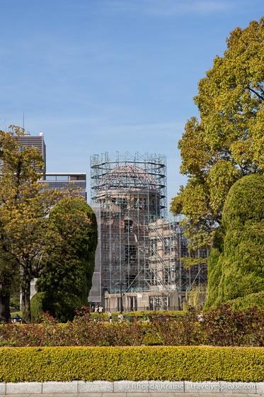 travelyesplease.com | Hiroshima Peace Memorial Park