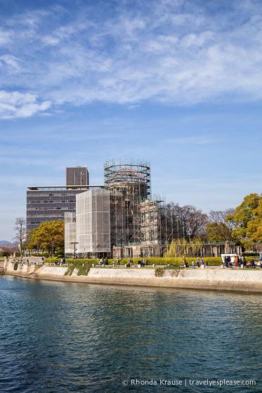 travelyesplease.com | Hiroshima Peace Memorial Park, Japan