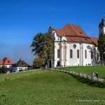 Bavaria's Wieskirche- A Harmony of Landscape and Architecture