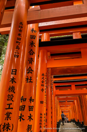 travelyesplease.com | Fushimi Inari Shrine- A Mountain Path Like No Other