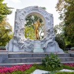Photo of the Week: Johann Strauss Monument, Vienna