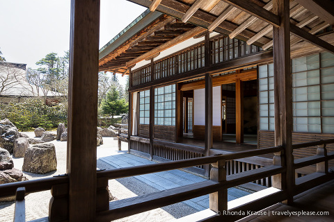 travelyesplease.com | Kongobuji Temple- Headquarters of Koyasan Shingon Buddhism