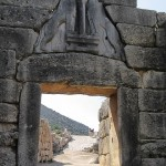 Photo of the Week: The Lion Gate at Mycenae, Greece
