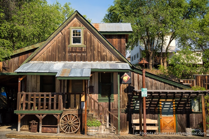 Winthrop, Washington- An Afternoon In The Old West