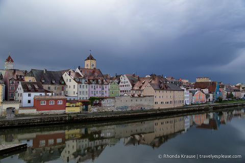 travelyesplease.com | Discovering Regensburg- A Walk Through the Old Town