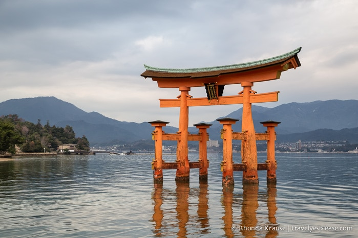 Itsukushima Shrine- Miyajima Islands