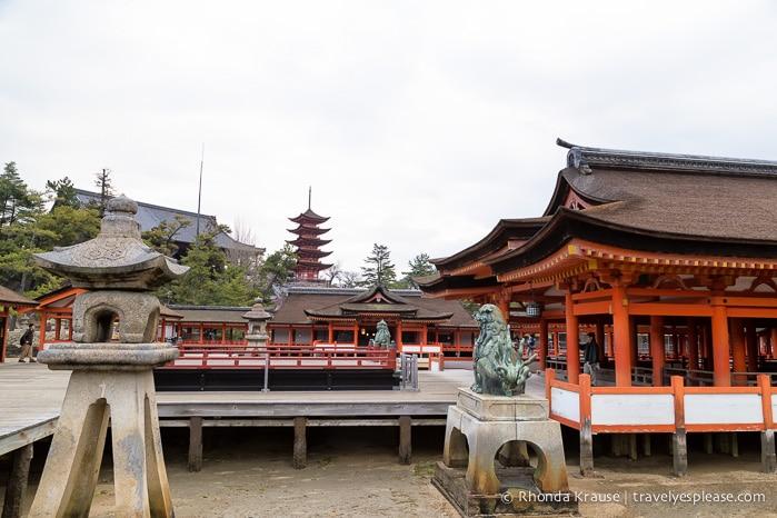 Itsukushima Shrine- Miyajima Islands