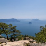Hiking Mount Misen- Miyajima, Japan