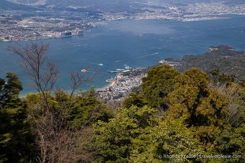 travelyesplease.com | Hiking Mount Misen- Miyajima, Japan