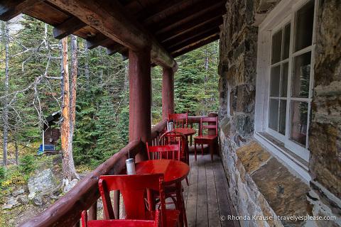 travelyesplease.com | Horseback Ride to the Plain of Six Glaciers Tea House, Lake Louise