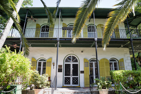 travelyesplease.com | The Ernest Hemingway Home and Museum (and Cats!)