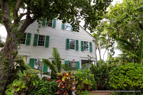 travelyesplease.com   Audubon House and Tropical Gardens- An Oasis in the Heart of Key West
