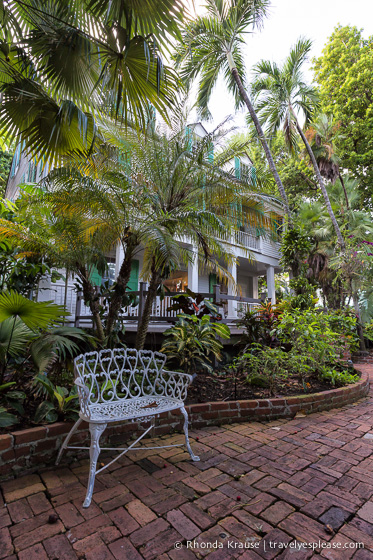 travelyesplease.com | Audubon House and Tropical Gardens- An Oasis in the Heart of Key West