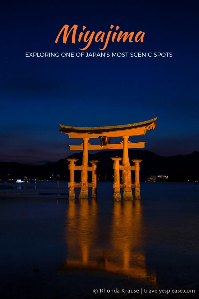 Miyajima- Exploring One of Japan\'s Most Scenic Spots