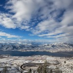 Photo of the Week: Winter in Osoyoos, British Columbia