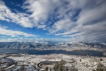 travelyesplease.com | Photo of the Week: Winter in Osoyoos