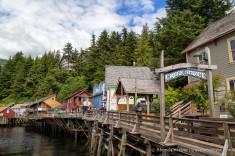 travelyesplease.com | Photo of the Week: Creek Street- Ketchikan, Alaska