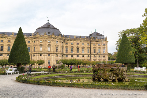 travelyesplease.com | The Würzburg Residence