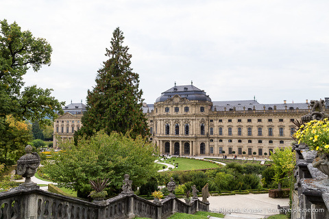 travelyesplease.com | The Würzburg Residence