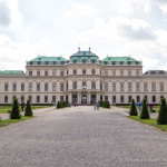 Photo of the Week: Upper Belvedere Palace, Vienna