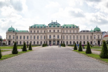 travelyesplease.com | Photo of the Week: Belvedere Palace, Vienna