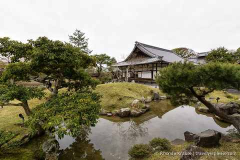 Kiyomizu-dera Temple is one of the top places to visit in Kyoto and should be included on a Kyoto itinerary.
