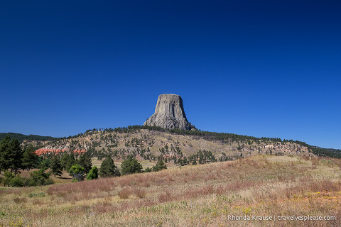 travelyesplease.com | Devils Tower National Monument
