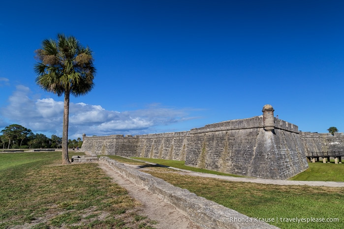travelyesplease.com | Photo of the Week: Castillo de San Marcos