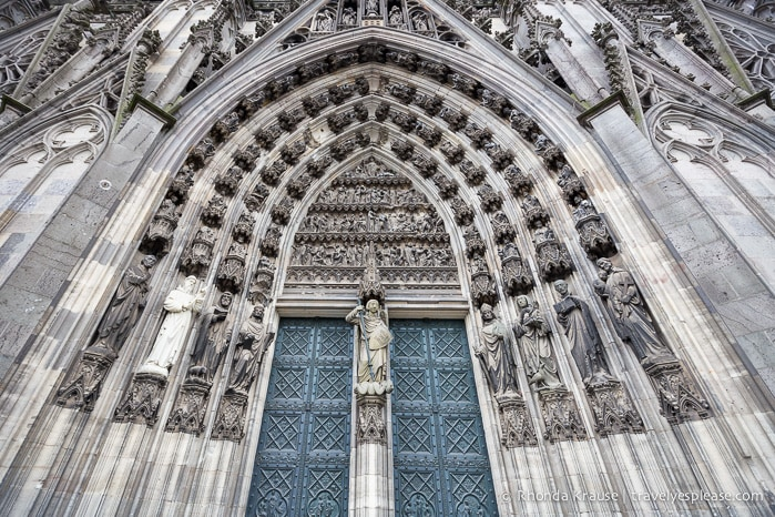 travelyesplease.com | Photo of the Week: Cologne Cathedral
