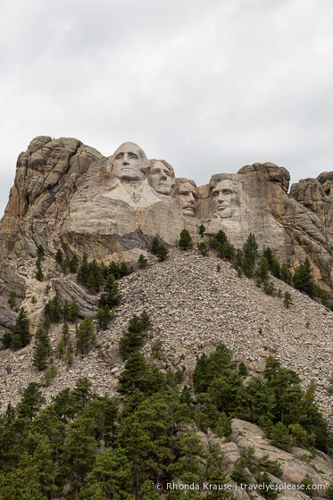 travelyesplease.com | Mount Rushmore National Memorial- An Icon of the United States
