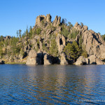 Photo of the Week: Sylvan Lake, Custer State Park