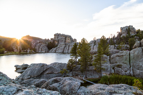 travelyesplease.com | Photo of the Week: Sylvan Lake in Custer State Park