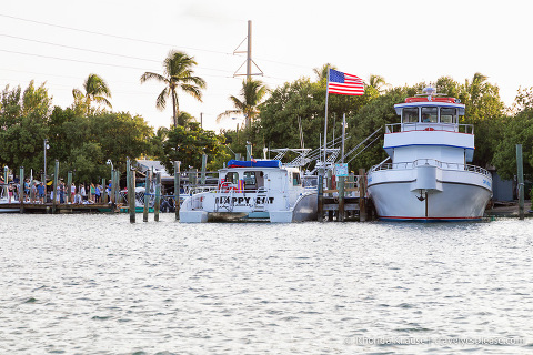 travelyesplease.com | Boat Tour of Islamorada- Visiting Bloodline Filming Locations