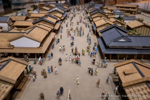 travelyesplease.com | Visiting the Edo-Tokyo Museum