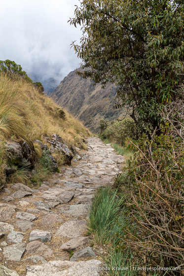 travelyesplease.com | Hiking the Inca Trail- What to Expect on the 4 Day Trek to Machu Picchu