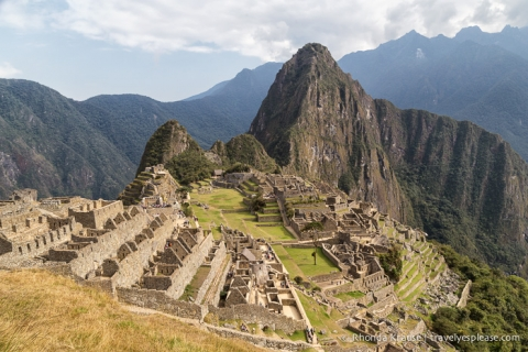 Visiting Machu Picchu- A Mountaintop Inca Citadel