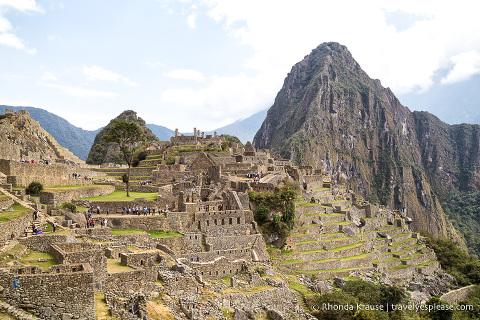 travelyesplease.com | Visiting Machu Picchu- A Stunning Inca Citadel in Peru
