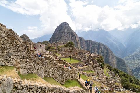 travelyesplease.com | Visiting Machu Picchu- A Mountaintop Inca Citadel