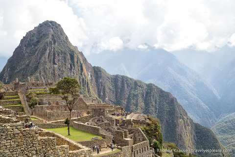 travelyesplease.com | Tips for Visiting Machu Picchu- A Mountaintop Inca Citadel in Peru