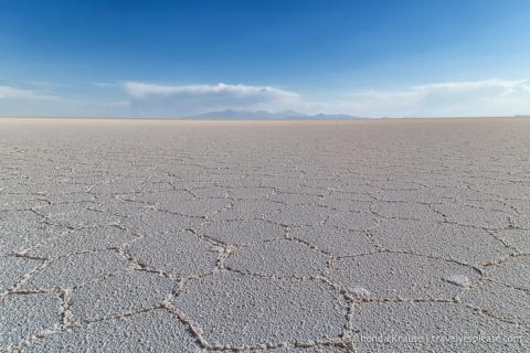 travelyesplease.com | The Uyuni Salt Flats in Bolivia- Our 1-Day Tour of Salar de Uyuni