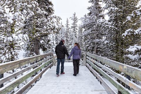 travelyesplease.com   Romantic Winter Getaway in Alberta, Canada- 4 Romantic Winter Weekends