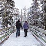 4 Romantic Winter Getaways in Alberta