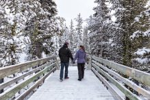 travelyesplease.com | 4 Romantic Winter Getaways in Alberta, Canada