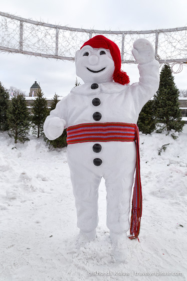 travelyesplease.com | The Quebec Winter Carnival- Experiencing Canada's Beloved Winter Festival